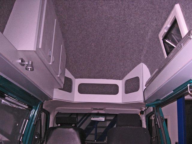 Volkswagen T4 LW camper met hoogdak