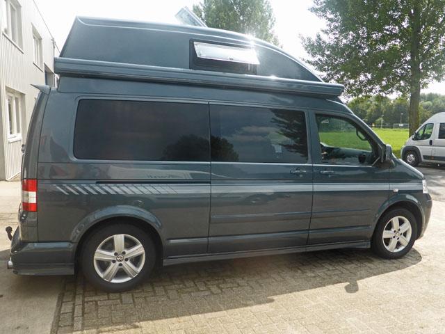 Volkswagen Transporter 5 LW met hoogdak