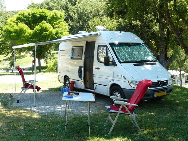 Mercedes Sprinter 308 camper - Avanti Camperbouw zelfbouw