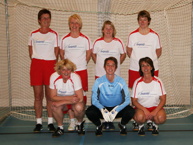 Sponsoring RKDEO dames 1