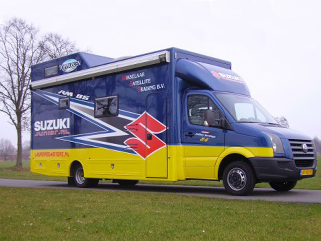 Motorcamper Herlings