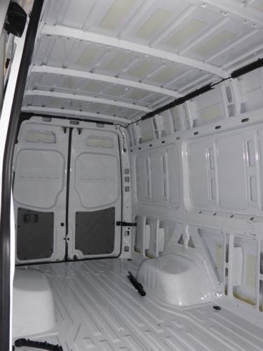 Mercedes Van Camper >> Mercedes Sprinter - Mercedes Sprinter H2L4 4x4 - Avanti camperbouw